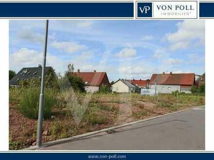 Voll erschlossenes Grundstück in bevorzugtem Neubaugebiet