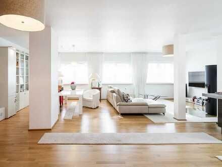Wohnen 203 m² | Gewerbe 189 m²: Hochwertiges Anwesen in Rumpenheim
