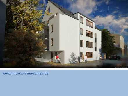 * *Jetzt Baubeginn * * Beeindruckende Maisonettenwohnung mit Balkon