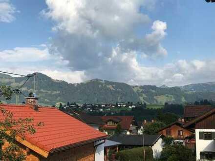 Herrliche 3-4 Zi mit Bergblick; Erstbezug