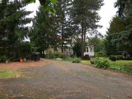 Wunderschönes Gartengrundstück mit Einfamilienhaus in Leipzig , Südvorstadt