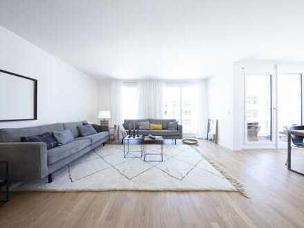 4-Zimmer Wohnung + Blick über München + 7. OG + TOP Infrastruktur