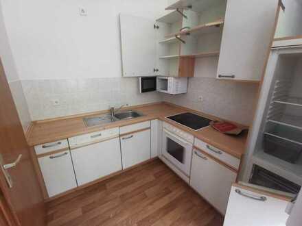 günstige Familienwohnung mit Einbauküche