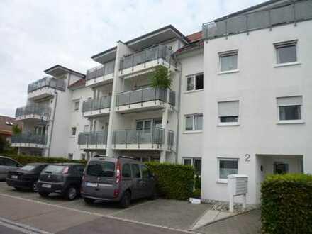 Barrierefreie 1,5 Zi.-EG-Senioren-WHG mit Terrasse u. kl. Garten in guter Citylage !
