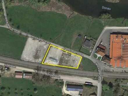 Verkauf einer Grundstücksfläche