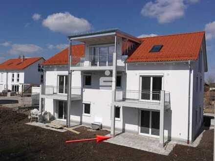 Neubau Eigentumswohnung in Seehausen am Staffelsee