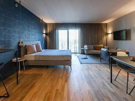 Möbliertes L Apartment Frankfurt Gateway Gardens
