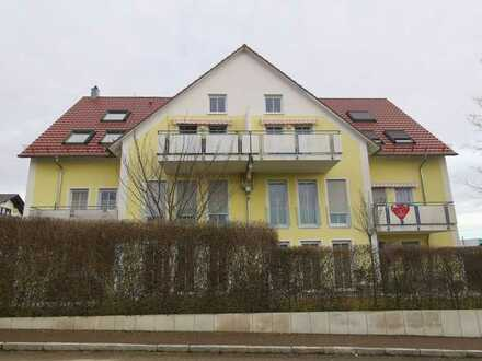 Helle, großzügige 5-Zimmer-Maisonette-Wohnung in Dasing bei Augsburg