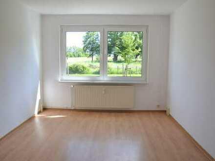 2-Raum-Wohnung im Erdgeschoss, E-Herd und Spüle sofern gewünscht