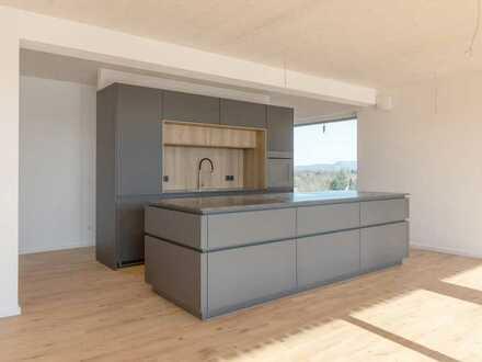 Erstbezug mit Einbauküche und Balkon: stilvolle 4,5-Zimmer-Penthouse-Wohnung in Mutlangen