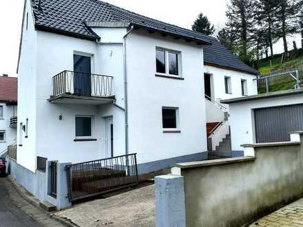 Einfamilienhaus in ruhiger Lage mit Terrasse und Garten!