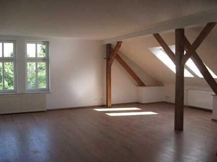 DachEtagenWohnung mit vier Zimmern in Strausberg Vorstadt