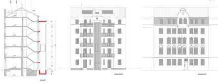 Helle 3-Zimmer-Wohnung zur Miete in Fürth / Südstadt