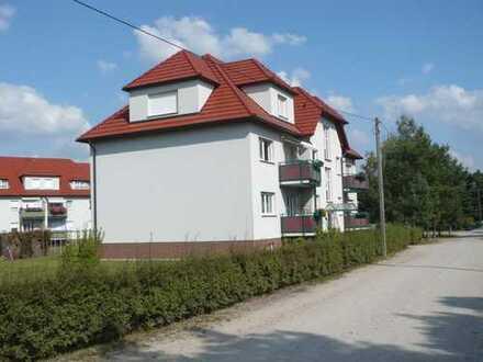 Kleine Wohnung im Wohnpark des Dichterviertels