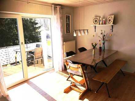 Mühlacker-Enzberg! Gemütliche 3-Zimmer-DG-ETW mit Balkon, TG- und Außenstellplatz!