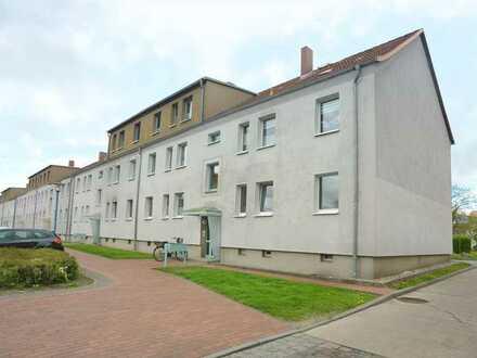 3 Raum Wohnung in kleiner Hausgemeinschaft.