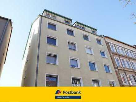 Vermietete 2-Zimmer-Eigentumswohnung mit Balkon zur Kapitalanlage