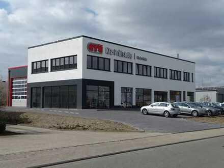 Büroflächen an der GTÜ Prüfstelle Rhein Ruhr Essen