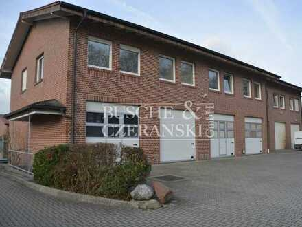 3 separate helle Büroräume in Altenberge - auch einzelnd anmietbar