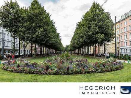 HEGERICH: Attraktive Gewerbeeinheit mit ca. 4,28% Rendite in Top-Lage von Haidhausen