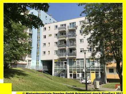Helle Balkon-Wohnung mit modernem Zuschnitt!