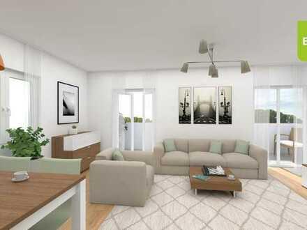 Suchst Du noch? Tolle Maisonette mit Fußbodenheizung und Balkon in Bohnsdorf