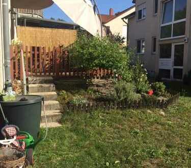 Brieselang vermietete 3 Zimmer Erdgeschosswohnung mit Terrasse und Gartennutzung