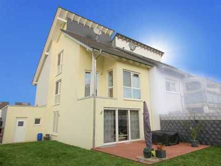 Doppelhaushälfte mit Garage & Garten / Nähe Heidelberg ! ! !