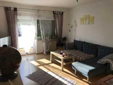 Schöne 1-Zimmer-Wohnung mit Balkon und EBK in Worms