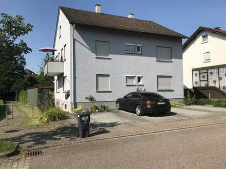 Attraktive, gepflegte 2-Zimmer-Wohnung zur Miete in Zaisenhausen
