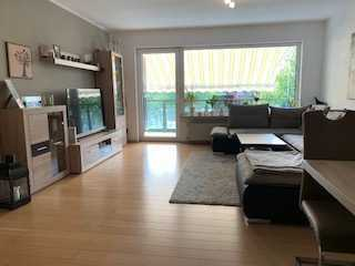 Modernisierte 3-Zimmer-Wohnung mit Balkon,EBK und Garage in Schwelm