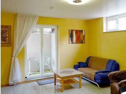 Möblierte 2-Zimmer-Wohnung in Darmstadt - Bessungen