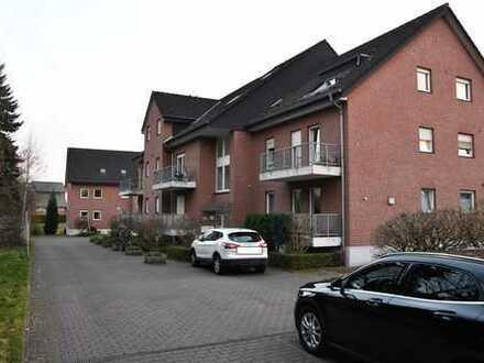 Gepflegte 2-Zimmer-Hochparterre-Wohnung mit Balkon und EBK in Bielefeld