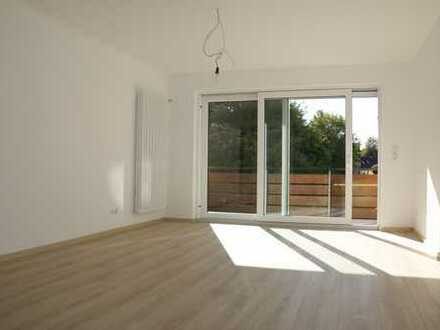 Attraktive 3,5-Zimmer-Hochparterre-Wohnung mit West-Balkon in Wunsiedel
