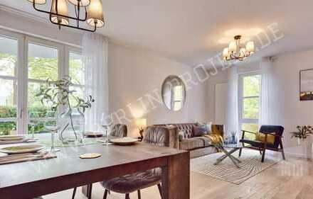 Penthousewohnung mit riesiger Terrasse und Außenstellplatz auch für Anleger mit 4%