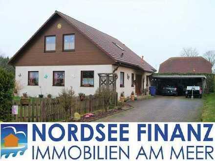 PROVISIONSFREI: Geräumiges und neuwertiges Einfamilienhaus in Neuschoo zu verkaufen !