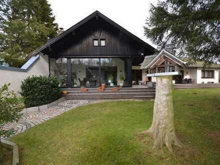 Repräsentatives Wohnhaus mit 2 offenen Kaminen, Kachelofen,Wildgehege,6,125ha Grundstück Kall-Krekel