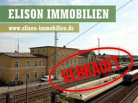 Starkes Konzept wird belohnt - in Bahnhofsnähe, denkmalgeschützt!
