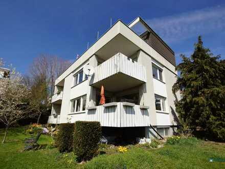 Attraktives 3-Familienhaus in  Aussichtslage direkt am Körschtal