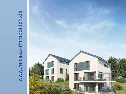 Stilvolles Wohnen auf 2 Etagen mit Terrasse und Balkon