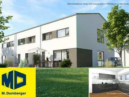 Erstbezug - wunderschöne Doppelhaushälfte ideal für Familien bzw. Münchenpendler