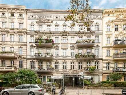 Traumhafte Wohnung direkt am Planufer/Landwehrkanal in sehr begehrter Lage in Kreuzberg