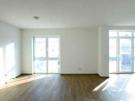 Erstbezug nach Modernisierung: Elegante Wohnung mit großzügigem Südwestbalkon!