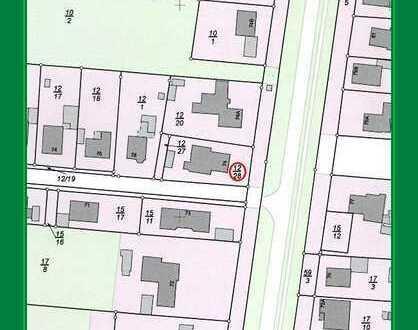 Grundstück mit Abrissimmobilie! Verkauf gegen Höchstgebot!