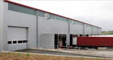 """BAUMÜLLER & CO."" ca. 3000 qm Hallenlager - Nahe A3 & A5"