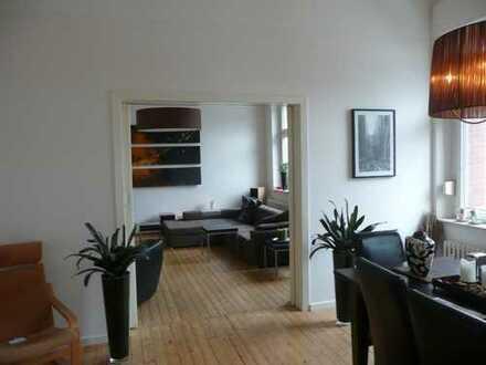 Gepflegte stillvolle große Wohnung im Zentrum von Isselburg.