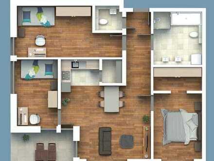 Wohnung Nr.6, Erdgeschoss