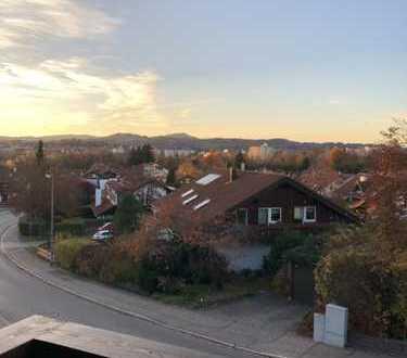 Schöne große Doppelhaushälfte mit sieben Zimmern in Kempten (Allgäu), St. Mang