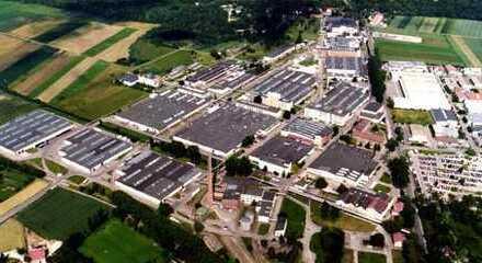 GEWERBEPARK - Fertigung- Produktion mit Büro