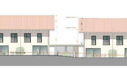Wohnen am Kitzberg in Soyen Neubau von vier Doppelhaushälften